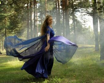 Twilight Dancer fantasy dress, made to order