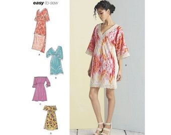 Simplicity Sewing Pattern 8332 Misses' Dresses
