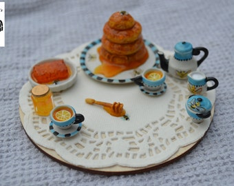 Bumble Bee Tea Party