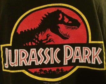 Vintage 1992 Jurassic Park Shirt!