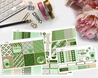 Lucky Latte Planner Kit