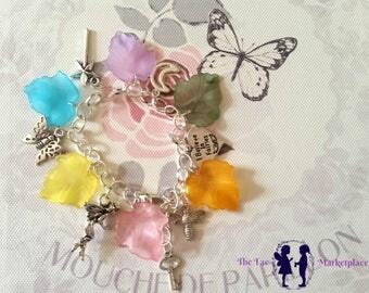 Enchanting Fairy Charm Bracelet