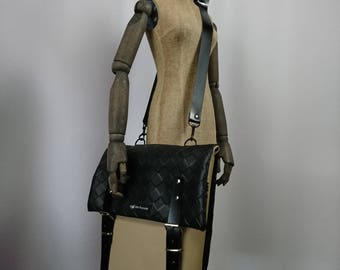 Chic patchwork bag