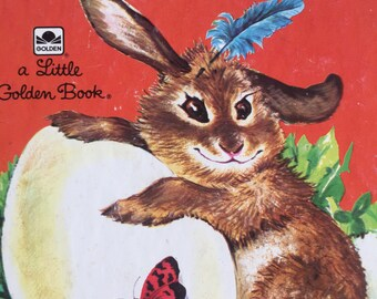 The GOLDEN Egg Book Margaret Wise Brown illustr. by Lilian Obligado Copyright 1962, 1947 renewed 1975