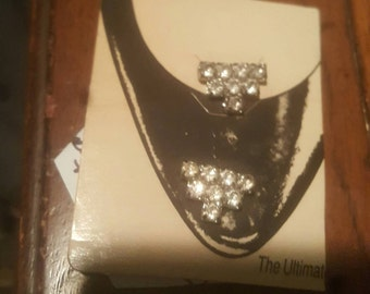 Vintage The Ultimate Shoe Clips - Women Rhinestone Bridal Shoe Clips