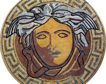 Mosaic Patterns - Greek Mythology