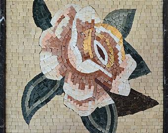 Accent Mosaic Artwork - Rosie