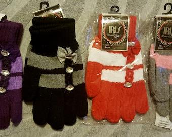 winter cotton glove 4 set  -- 16.99