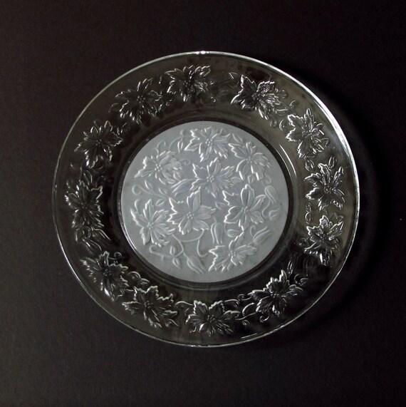 Princess House Fantasia Fine Crystal 10 Serving Plate