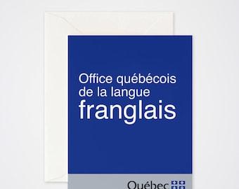 Langue etsy - Office de la langue francaise ...