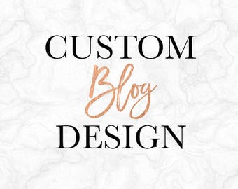 Custom Blogger Templates