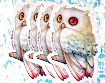 Boohoo Vinyl Stickers