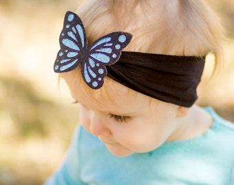 PREORDER! Butterfly hairclip / Spring hair accessories / Butterfly headpiece