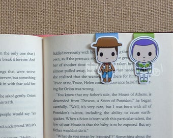 Magnetic Bookmarks • Best of Friends