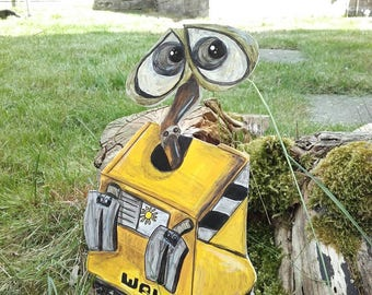 Walle wall plaque