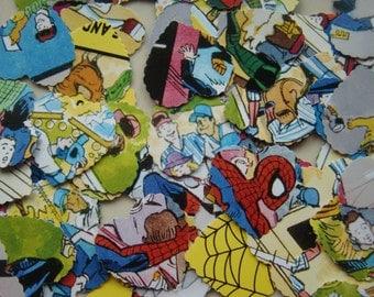 Superhero Table Confetti