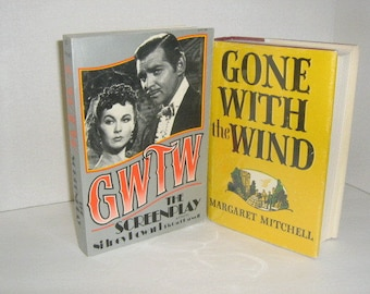 Gone With The Wind By Margaret Mitchell Novel And Screenplay