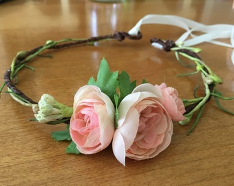 Baby & Toddler Floral Crown