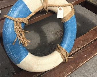 Life belt vintage