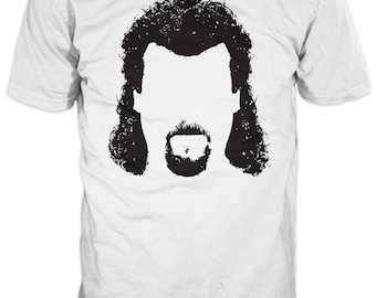 Kenny Powers Mullet Tee, Eastbound & Down, HBO, Comedy, Danny McBride