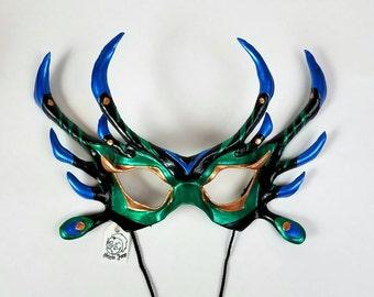 Fantastic Fairy Leather Mask