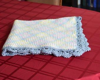 Argyle Baby Blanket