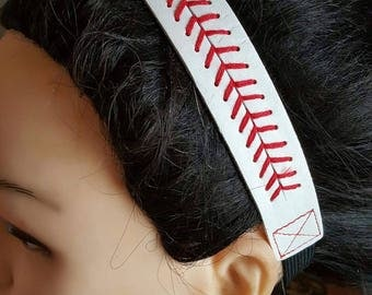 Baseball or softball headband