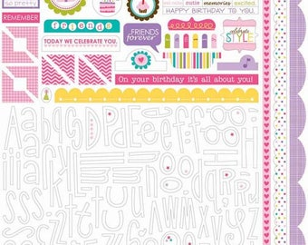 CLEARANCE SALE Bella BLVD Birthday Girl Mega Pack
