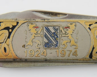 Vintage pocket knife Eskilstuna