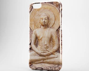 Buddha iPhone 7 Case Zen iPhone 7 Plus Cover Buddhism iPhone 6 Case iPhone SE Indian iPhone 5 Case iPhone 4 Case Galaxy S6-S7 Cover Xperia