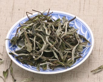 Chinese White Tea Bai Mudan First Grade, China White Peony Tea Fuding Bai Cha, Free Shipping