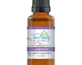 100% Pure Essential Lavender Oils for Everyday Use