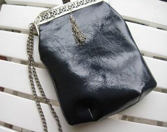 VTG Black Day-to-Evening Bag