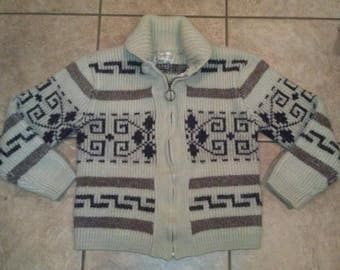 Vintage Pendleton THE BIG LEBOWSKI The Dude Sweater Small Little