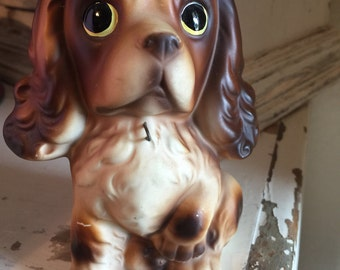 Anthropomorphic Spaniel