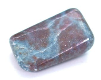 Ruby Kyanite for Empath Protection, Wicca Shielding from Psychic Vampire Spells, Witchcraft for Dream Recall, Protection, Energy Cleansing