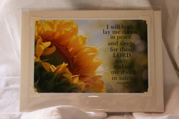 Lifeway Greeting Cards - Inspirational Card #11-INSP-1B