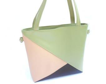 Lorelai Handbag, Ladies Handbag, Ladies Tote, Women's Handbag, Women's Tote, Baby Bag, Beach Bag, Everyday Bag, Large Bag, Faux Leather Bag