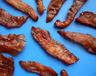 Chicken Teriyaki Jerky - All Natural Authentic Asian Teriyaki