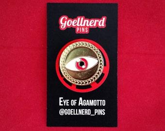 Eye of Agamotto Pin Doctor Strange Soft Enamel Valentine Day Gift