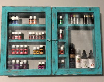 Apothecary cabinet | Etsy