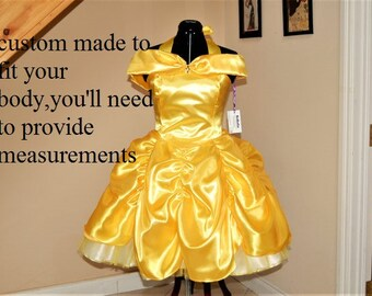 Princess  Dress , Belle dress