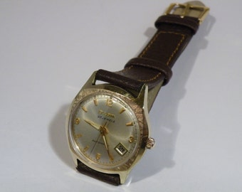 1959 Bulova 23, Date @ 4, 23 Jewel, Self Wind, Men's Watch *Fully Serviced*
