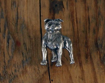 Staffordshire Bull Terrier Pin