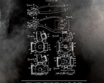 Smoky Fire Hose Patent 1928 | Do-it-yourself-digital