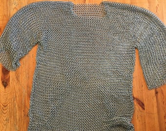Chainmail Shirt, perfect for LARP or cosplay