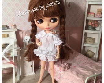 Tunic and short for blythe doll