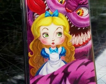 Alice  Iphone 7 / 8 TPU Case/Cover