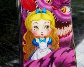 Alice  Iphone 7 / 8 TPU Case/Cover