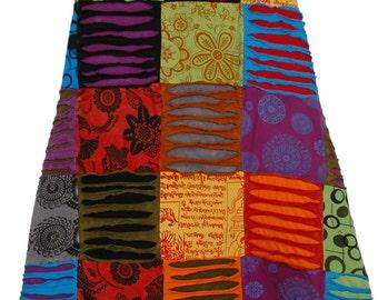 Haute Hippie Razor Tabasco Skirt
